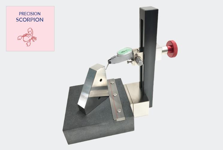 MAST 直角度クイック測定器