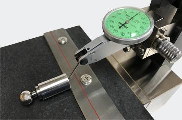 円柱形状の測定