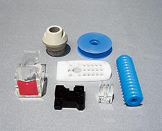 MCナイロンなどのエンジニアリングプラスチック加工も承ります。