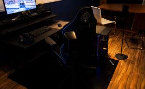 NINJA RATMAT R&D Lab内観写真